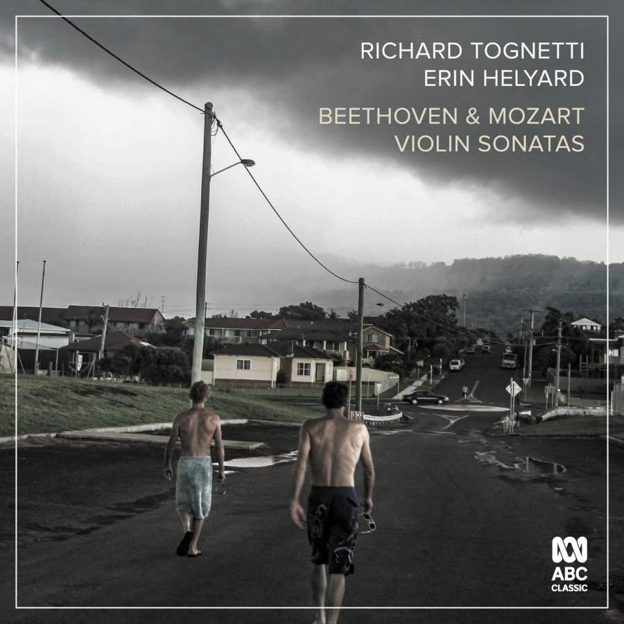Beethoven & MozartViolinSonatas