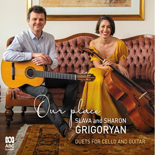 Our Place: Duets for CelloandGuitar