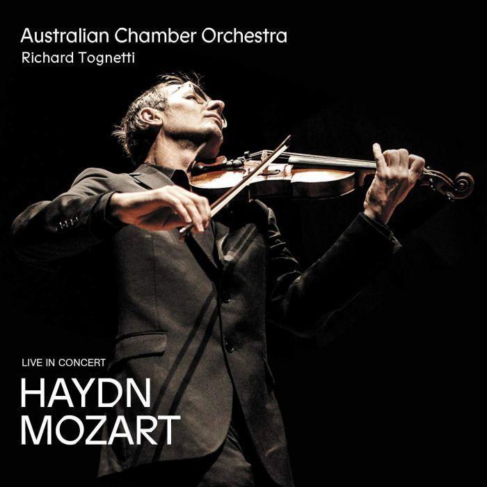 ACO Live in Concert: Haydn (Symphonies Nos. 49 & 104) Mozart (SymphonyNo.25)