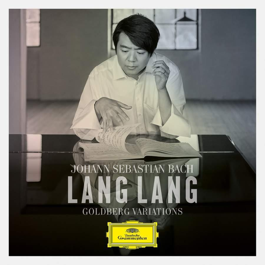 JS Bach: Goldberg Variations, BWV988