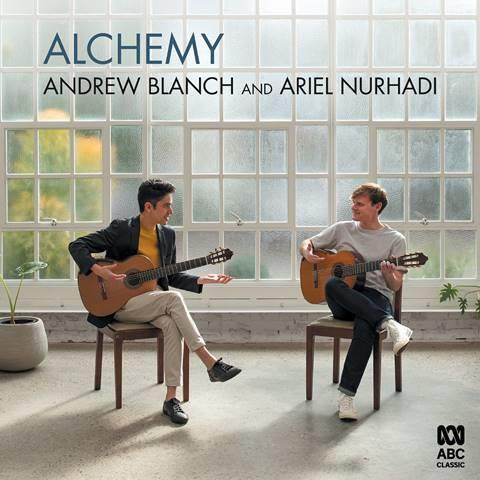 Alchemy: Works for Two Guitars