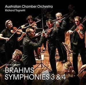 Brahms: Symphonies 3&4