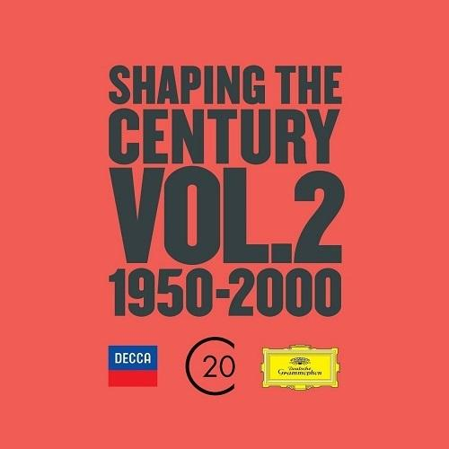 Shaping the Century, Vol 2: 1950-2000 (26 CDs)