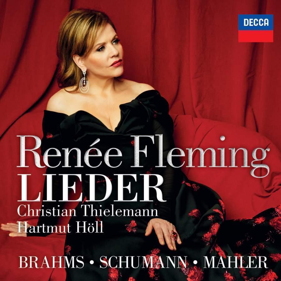 Lieder: Brahms,Schumann,Mahler