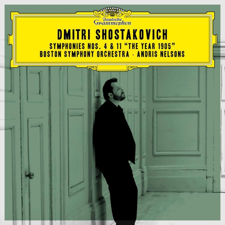Shostakovich: Symphonies Nos. 4 & 11
