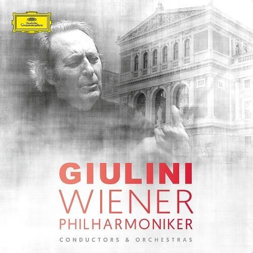 Giulini and Wiener Philharmoniker(8CDs)