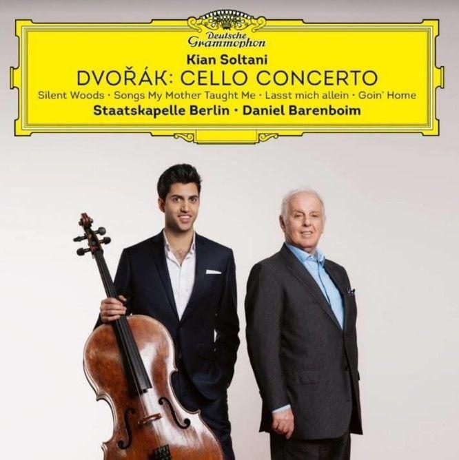 Dvorak: Cello Concerto & Silent Woods for Cello and Orchestra
