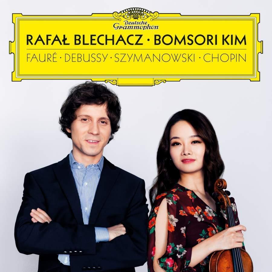 Debussy, Faure, Szymanowski, Chopin: Music for ViolinandPiano