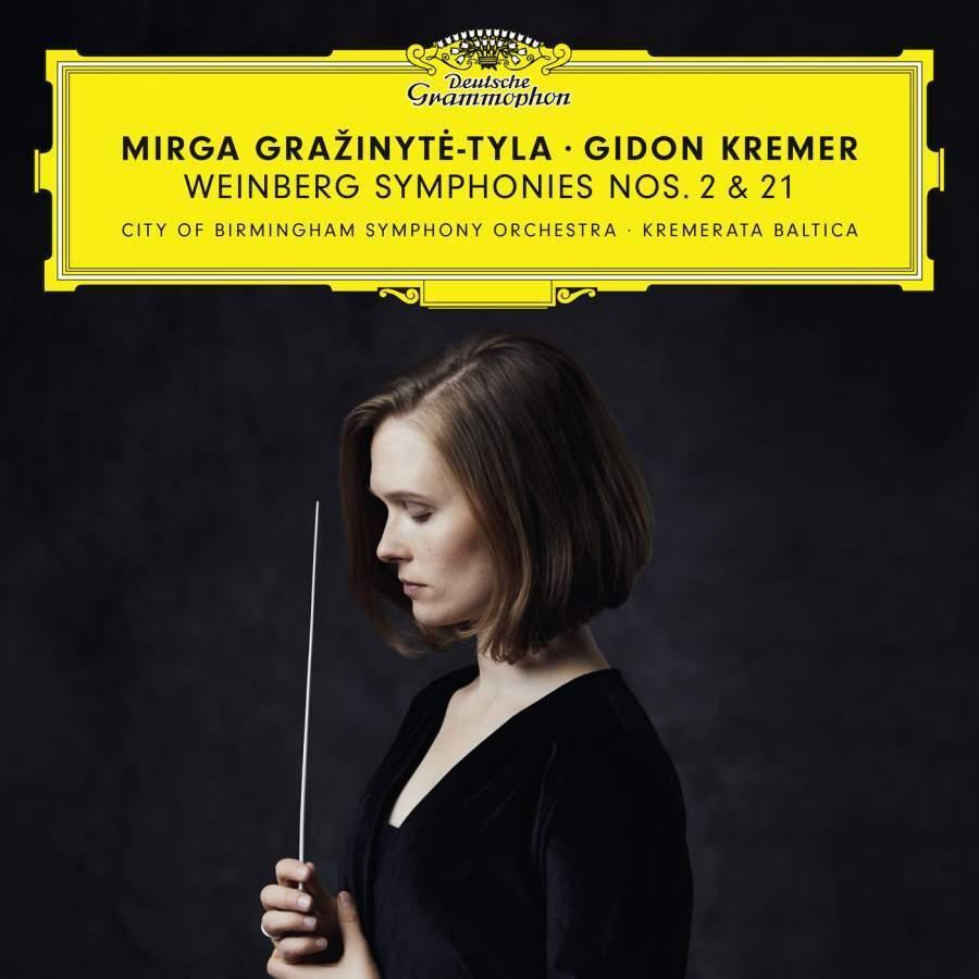 Weinberg: Symphonies Nos. 2&21