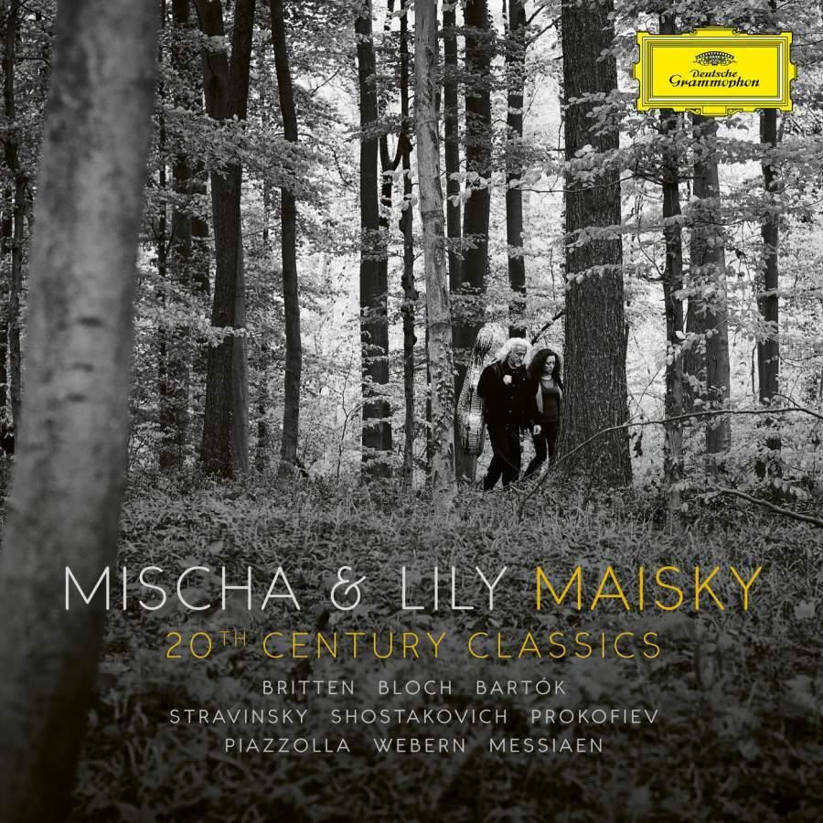 Mischa & Lily Maisky: 20thCenturyClassics