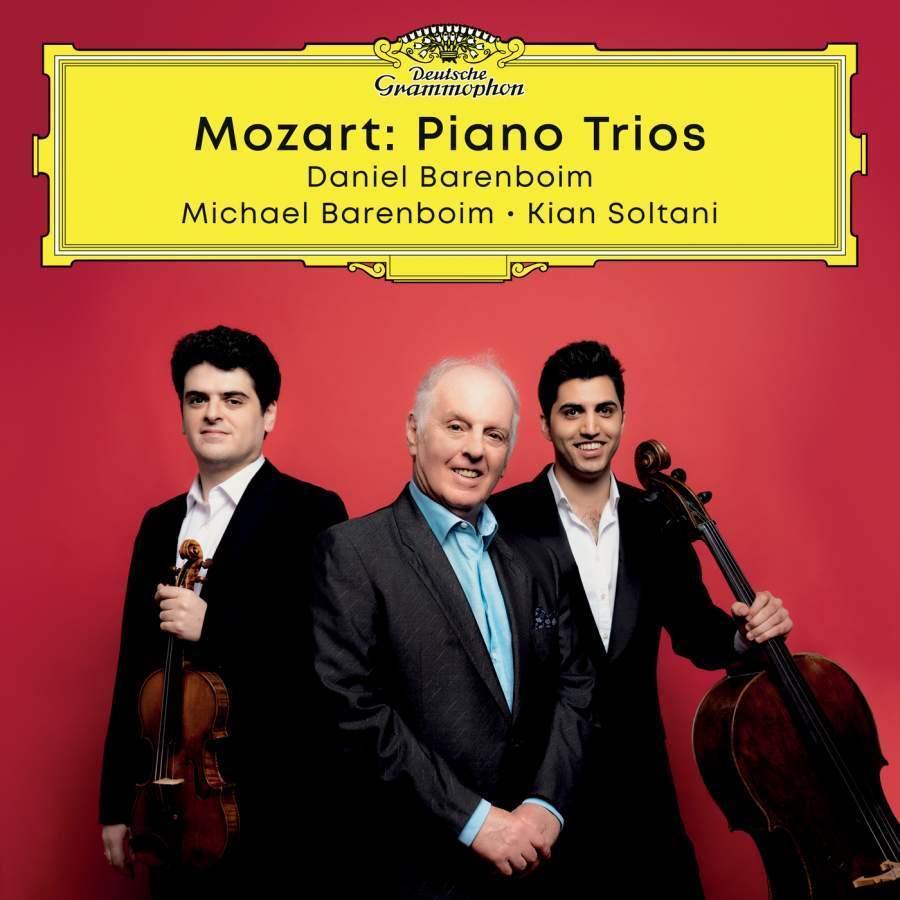 Mozart:PianoTrios