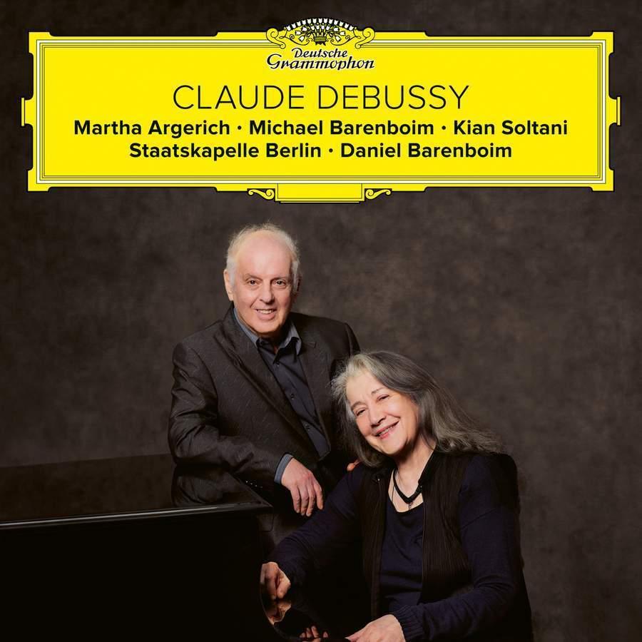 Debussy: Fantaisie, Violin Sonata, Cello Sonata &LaMer