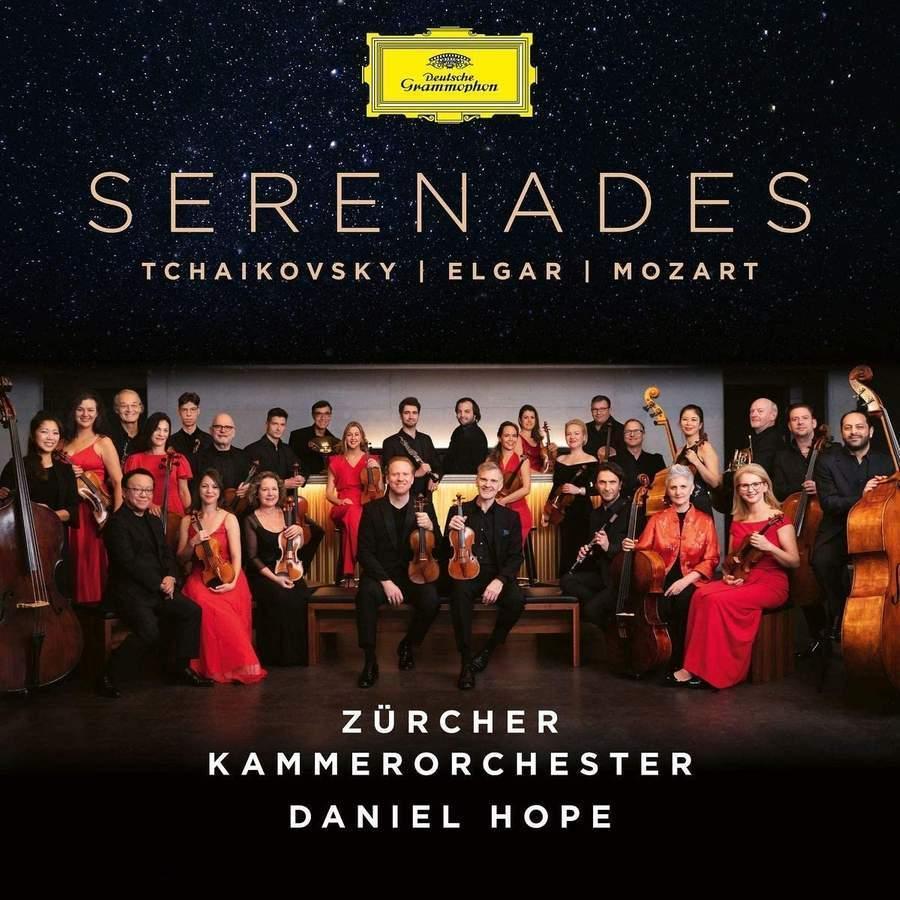 Serenades: Tchaikovsky, Elgar&Mozart