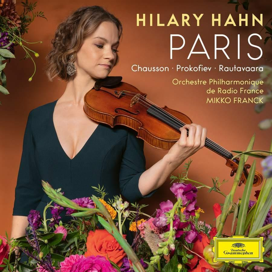 Paris: Works for Violin and Orchestra by Chausson, Prokofiev, Rautavaara