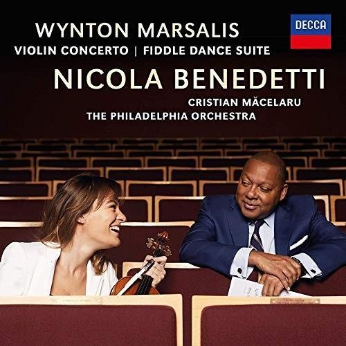 Wynton Marsalis: Violin Concerto, FiddleDanceSuite