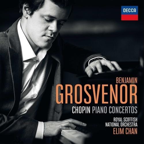 Chopin: Piano Concertos Nos. 1&2