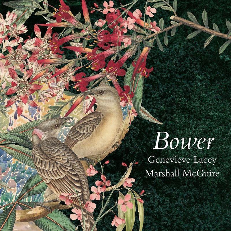 Bower: Music for Recorder&Harp