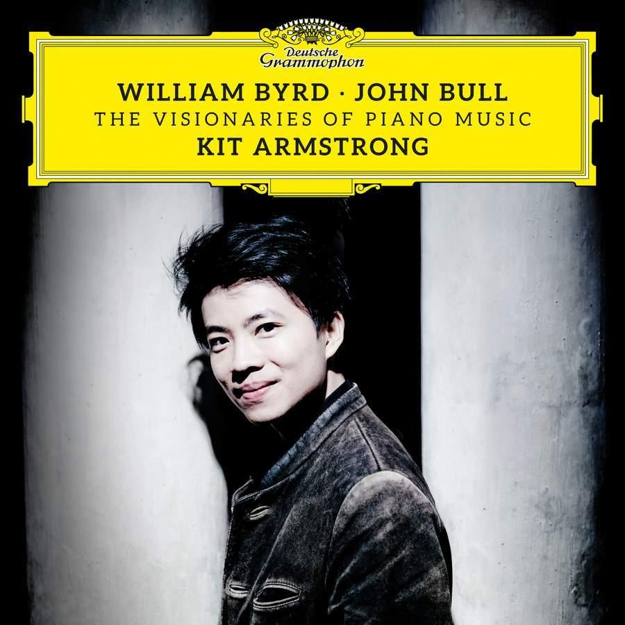 The Visionaries of Piano Music: Works by William Byrd & John Bull