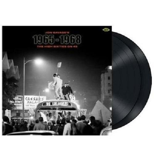 Jon Savages 1965--68 The High Sixties On45(Vinyl)