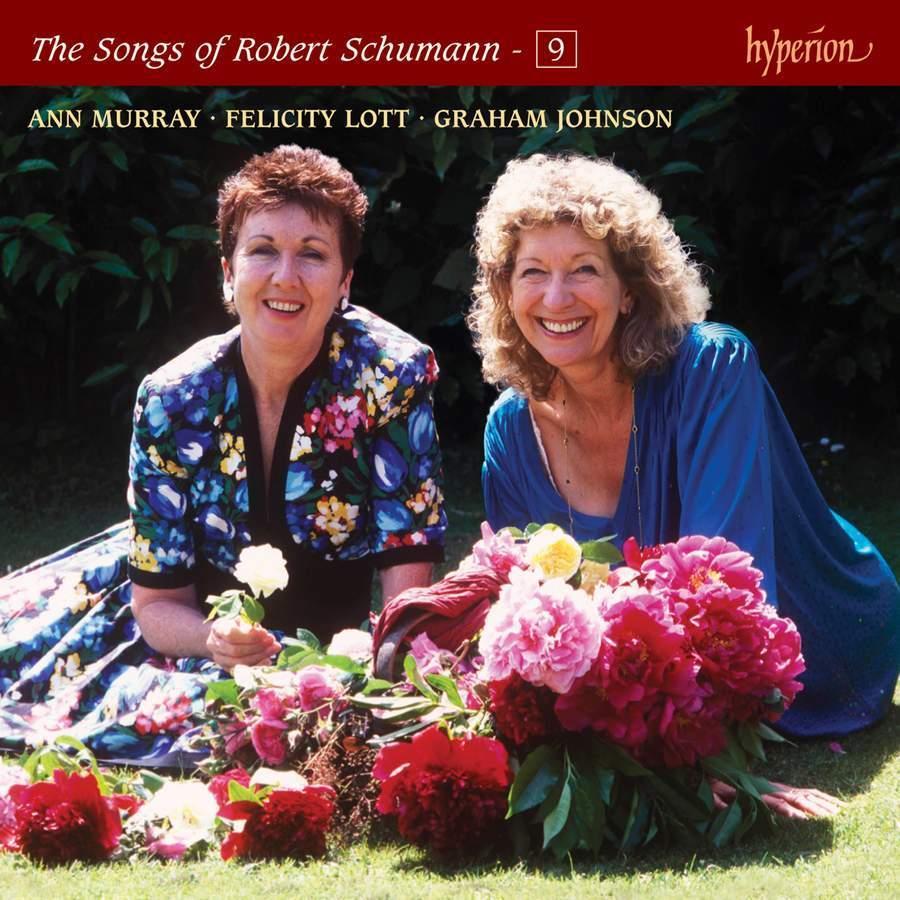 The Songs of Robert Schumann: Vol. 9