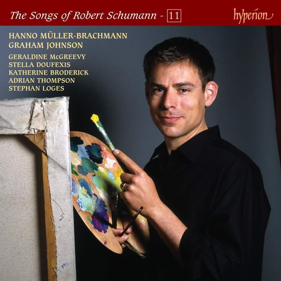 The Songs of Robert Schumann: Volume 11