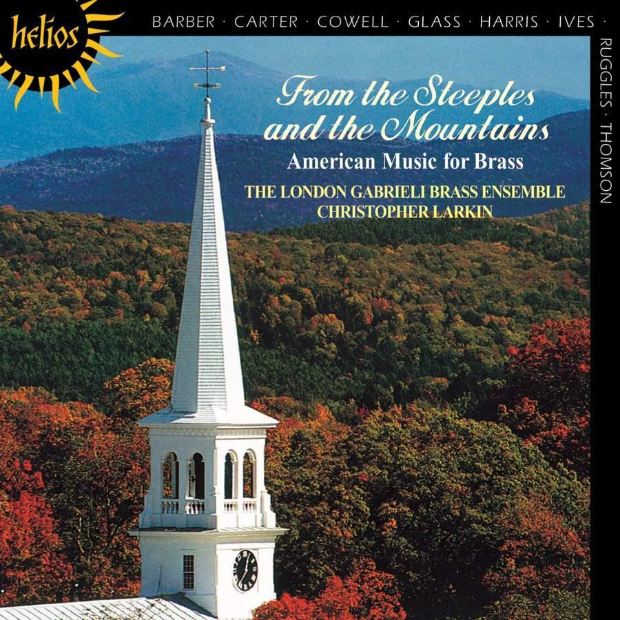 From the Steeples and the Mountains: American MusicforBrass