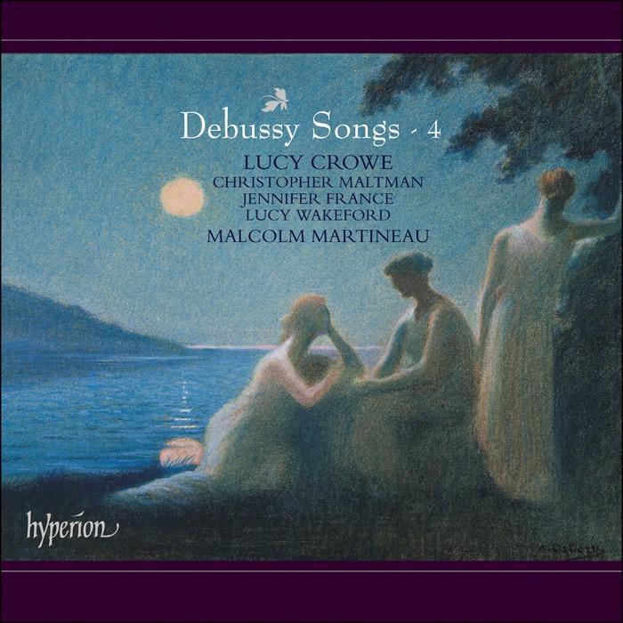 Debussy Songs Vol. 4
