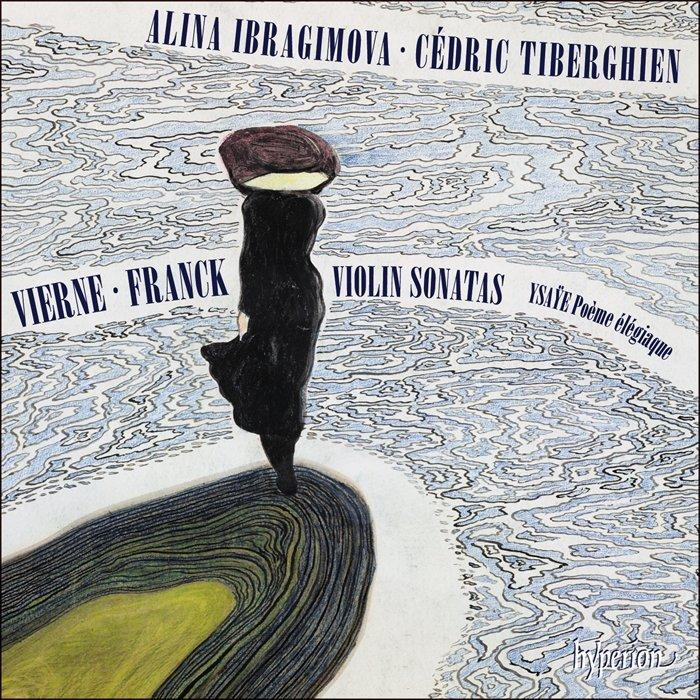 Vierne & Franck:ViolinSonatas