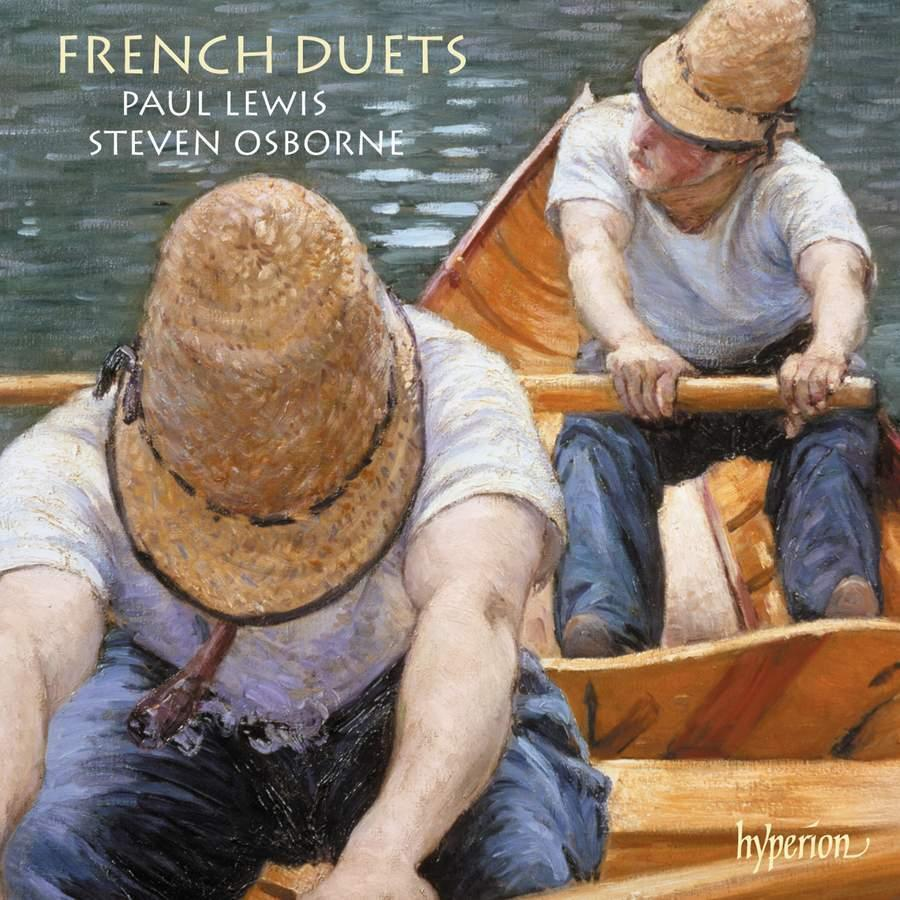 French Duets: Works for Two Pianos