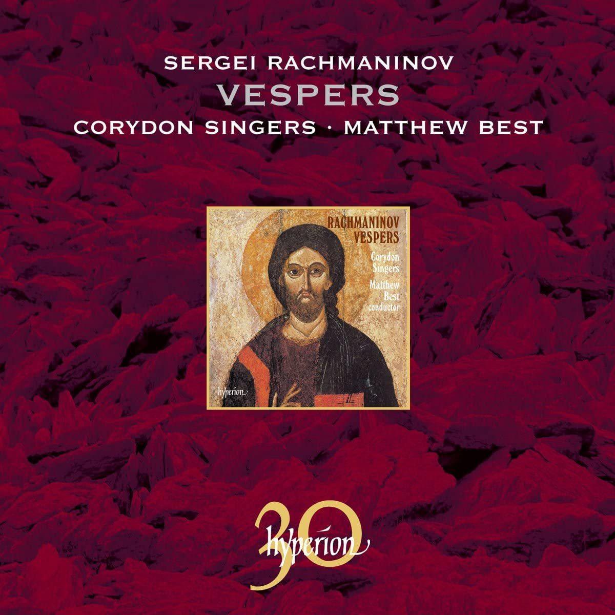 Rachmaninov: Vespers,Op.37