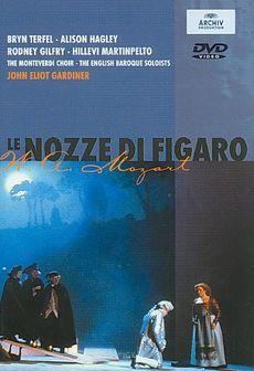 Mozart: Marriage Of Figaro (DVD)