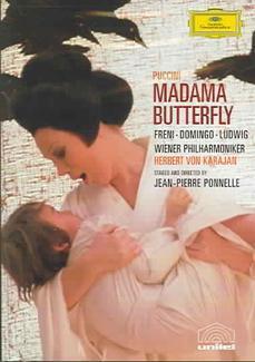 Puccini Madama ButterflyDvd