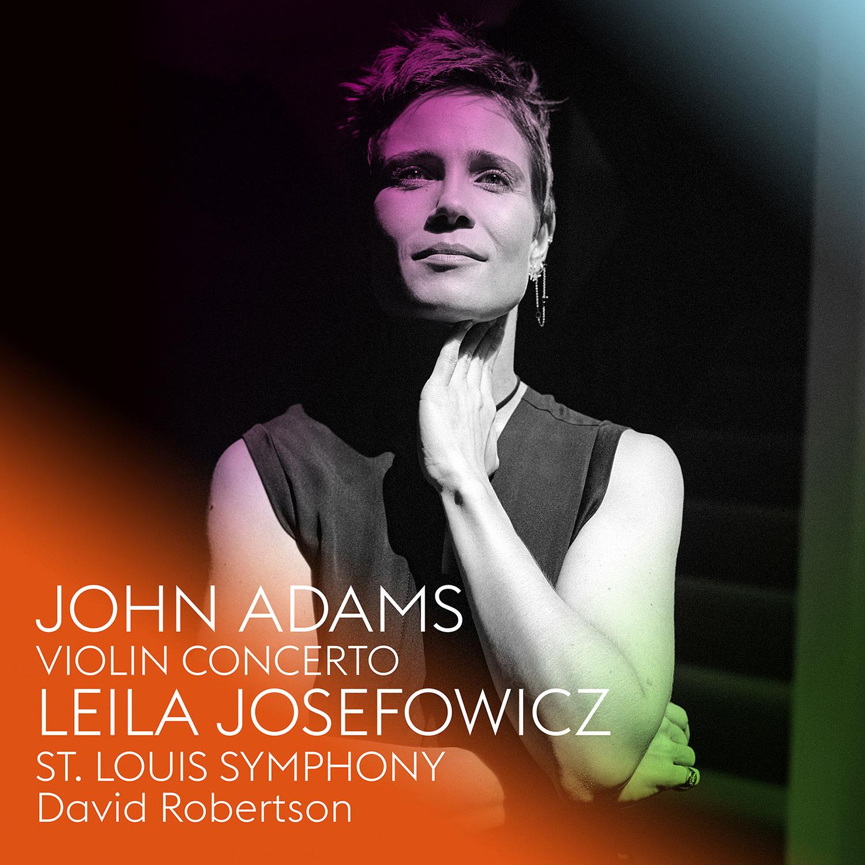 John Adams:ViolinConcerto