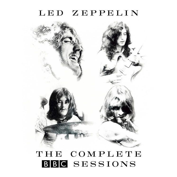 Led Zeppelin: The Complete BBCSessions(Vinyl)