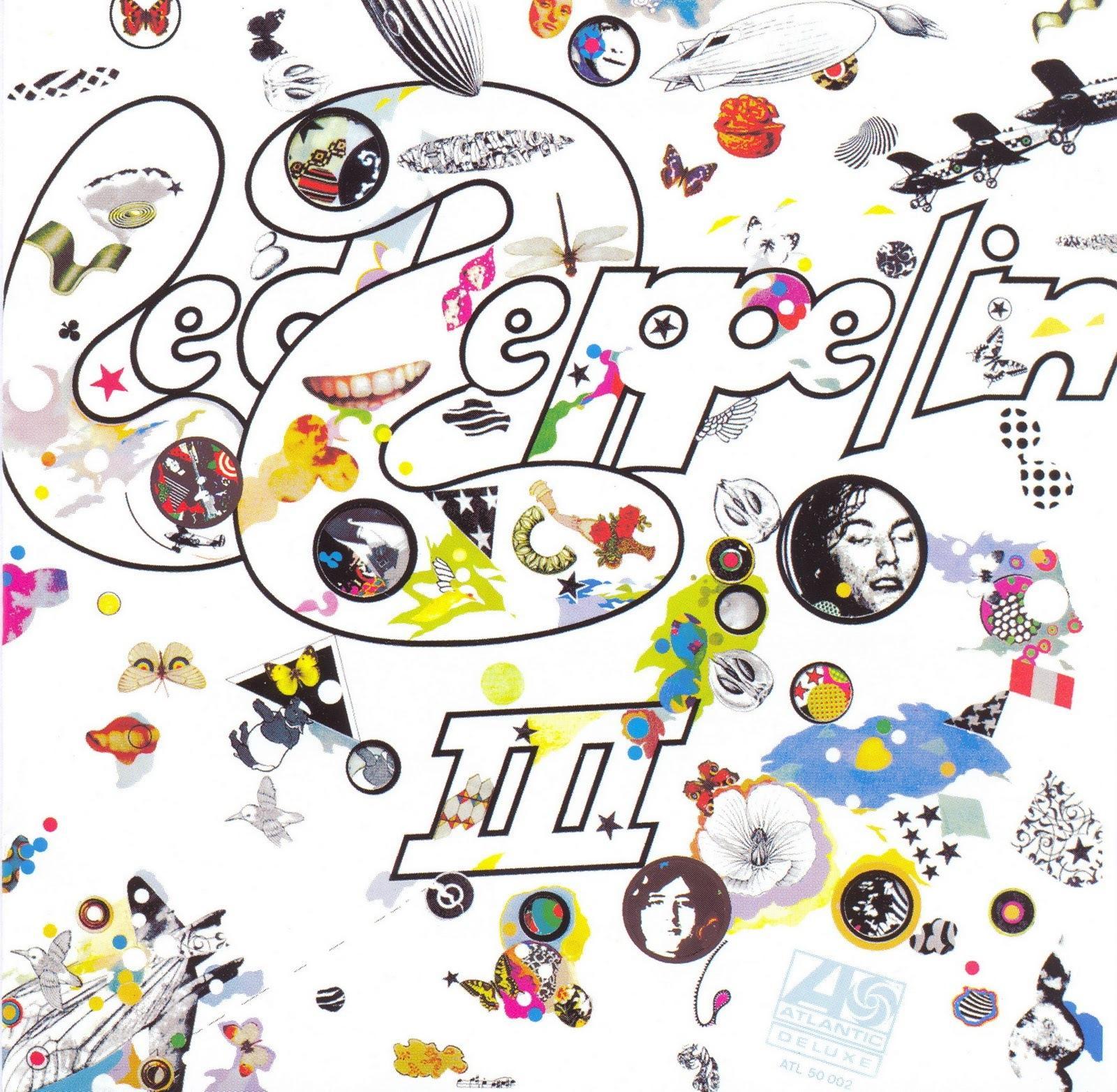 Led Zeppelin III (Vinyl)(2014Reissue)