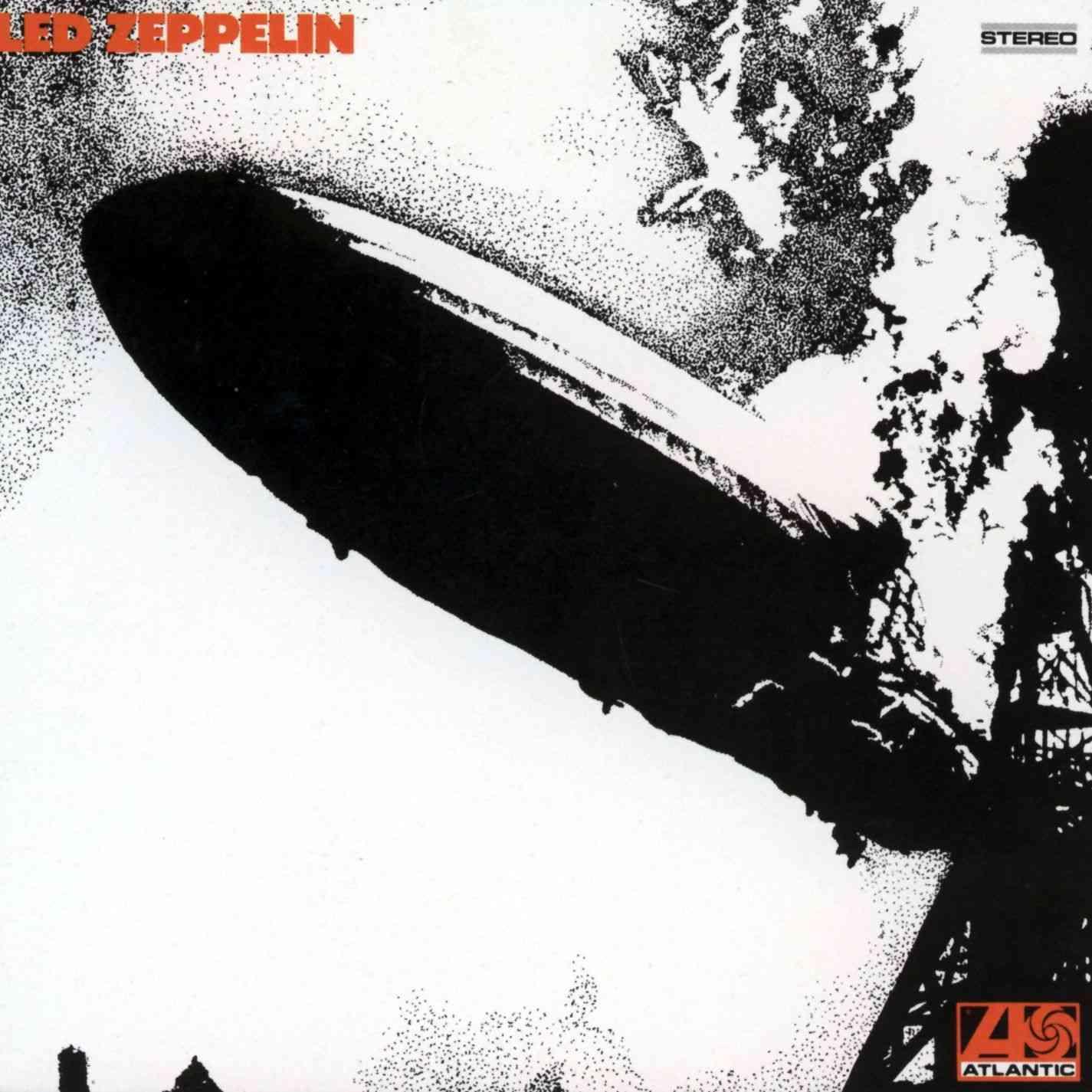 Led Zeppelin I (Vinyl)(2014Reissue)