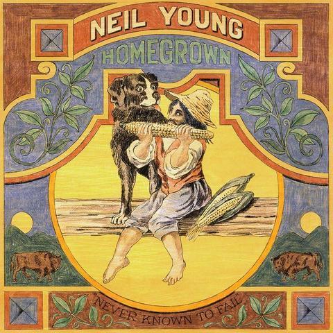 Homegrown(Vinyl)