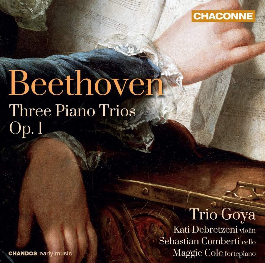 Beethoven: Piano Trios Op. 1Nos1-3