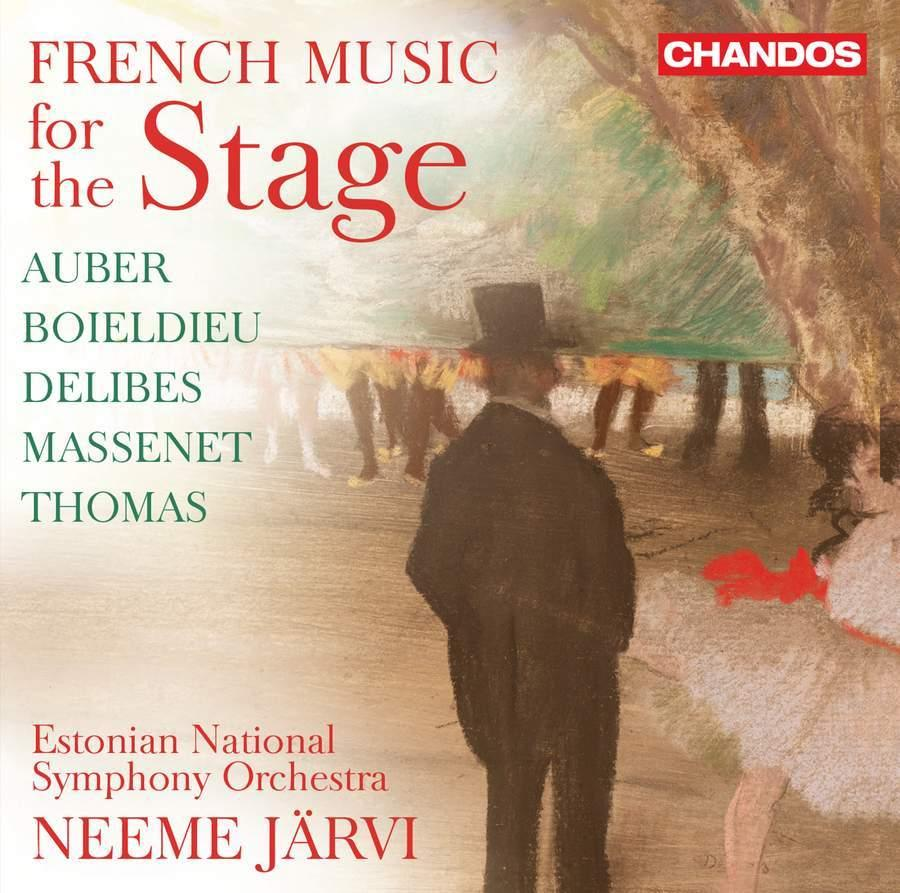French Music fortheStage