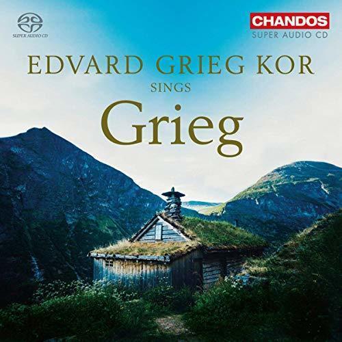 Edvard Grieg KorSingsGrieg