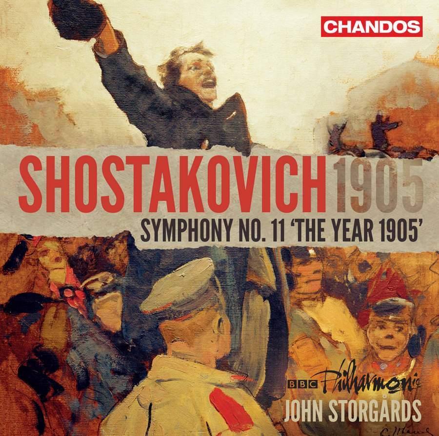 Shostakovich: Symphony No. 11 'TheYear1905'