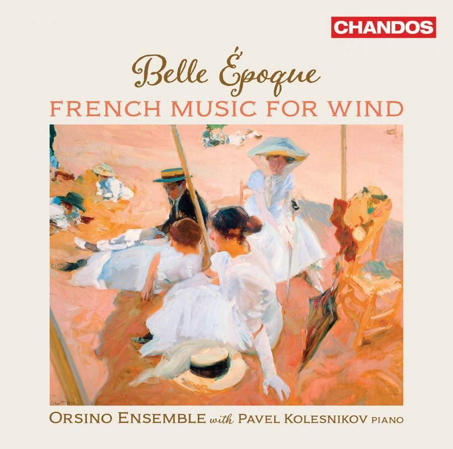 Belle Époch: French MusicforWind