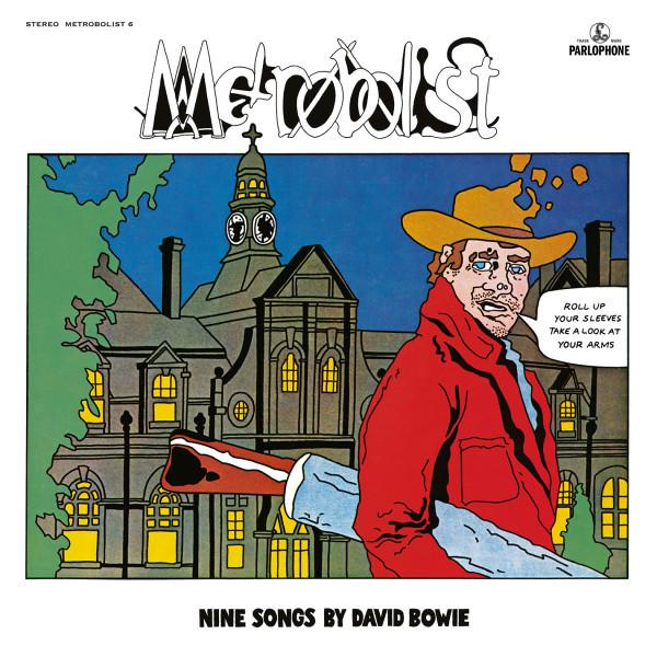Metrobolist (AKA The Man Who Sold the World) 50th anniversaryedition(Vinyl)