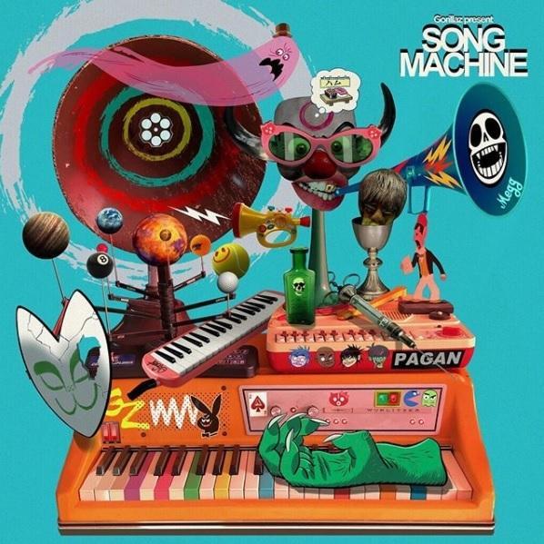Song Machine, Season One: StrangeTimez(Vinyl)