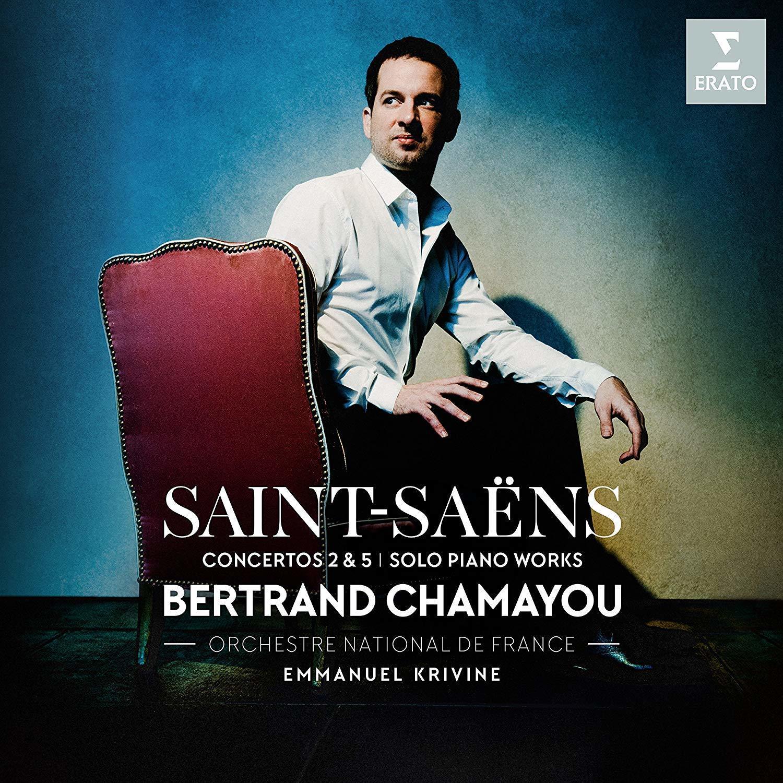 Saint-Saëns: Piano Concertos Nos. 2 & 5 & Pieces forSoloPiano