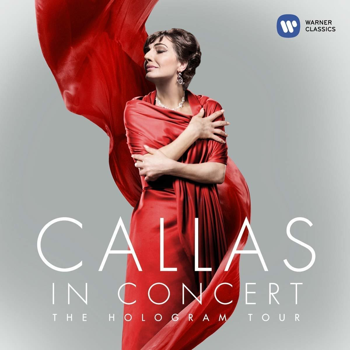 Callas in Concert: The Hologram Tour