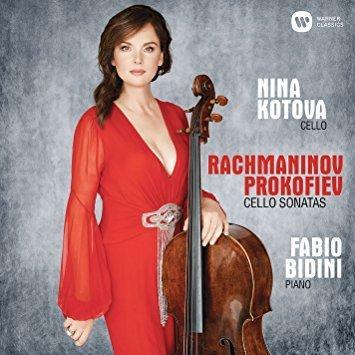Rachmaninov & Prokofiev:Cellosonatas