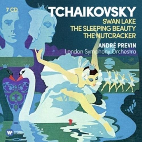 Tchaikovsky: Swan Lake, Sleeping Beauty,Nutcracker(7CD)