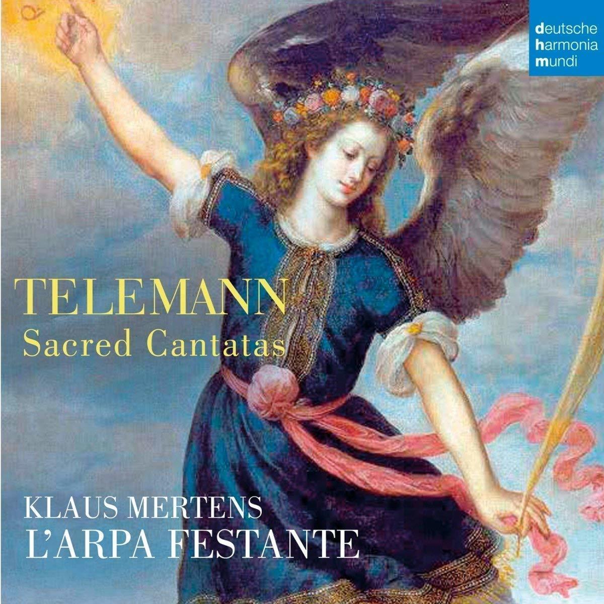 Telemann:SacredCantatas
