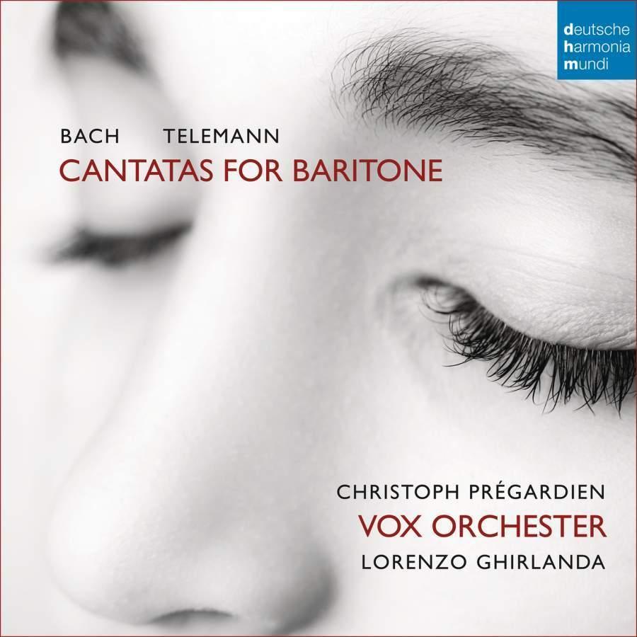 Bach & Telemann: CantatasforBaritone